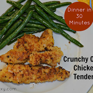 Crunchy Onion Chicken Tenders Recipe with Saute? Express? Saute? Starter