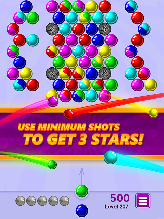 Bubble Shooter Arcade Screenshot 9