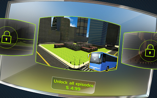 Bus Driver 3D screenshot 7