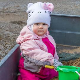 Miisa 1 year... by Sakari Partio - Babies & Children Toddlers