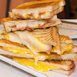 熱樂煎爆漿乳酪三明治外帶專賣店