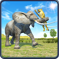 Game Angry Elephant Jungle Rampage2 APK for Kindle