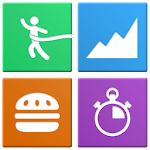 Running calculator Icon