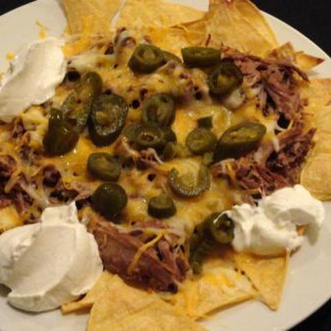 Pot Roast Nachos