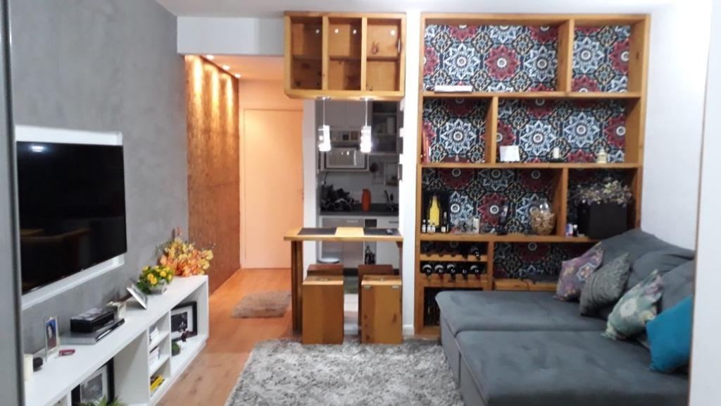 Apartamento residencial para locação, Jardim Aquarius, São J