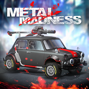 Metal Madness: PvP Shooter For PC (Windows & MAC)