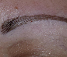 Semi Permanent Eyebrows | Permanent Makeup Dundee & Aberdeen