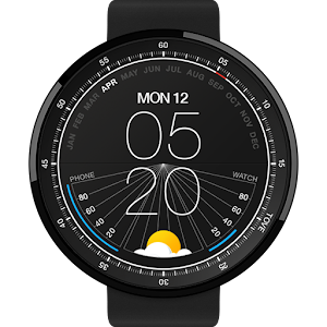 Explore watchface by Tove