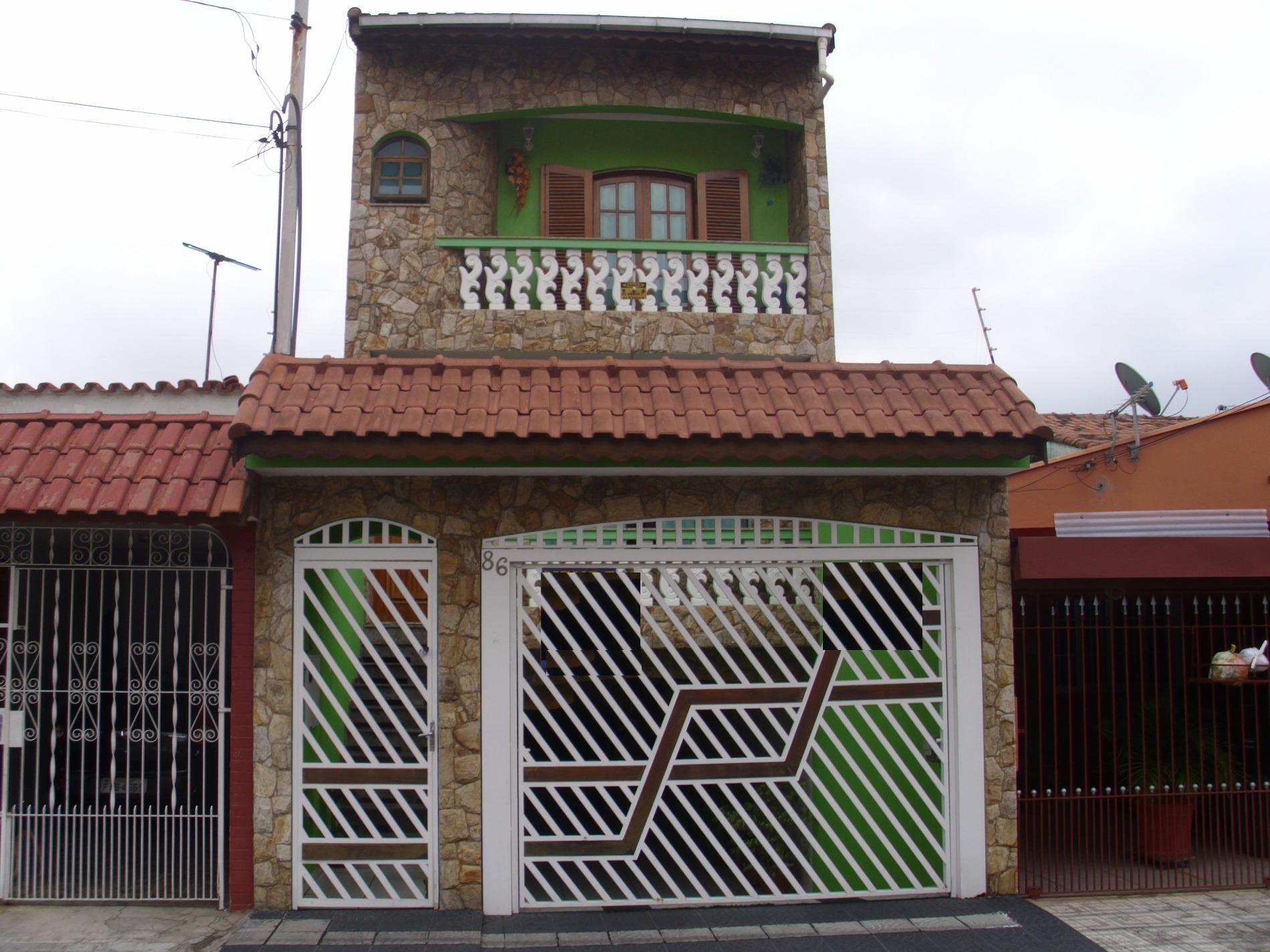 Sobrado de 4 dormitórios à venda em Jardim Stella, Santo André - SP