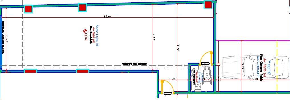 Sala comercial para venda e locação, Meia Praia, Itapema - SA0037.