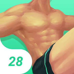 Muscle & Fitness in 28 Days For PC / Windows 7/8/10 / Mac – Free Download