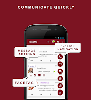 Screenshot of TanaMe FREE - All-in-One Comms