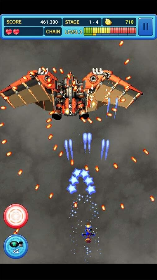 GunBird 2 Screenshot 1