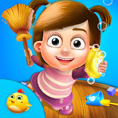 Baby Emily Get Organized APK for Bluestacks