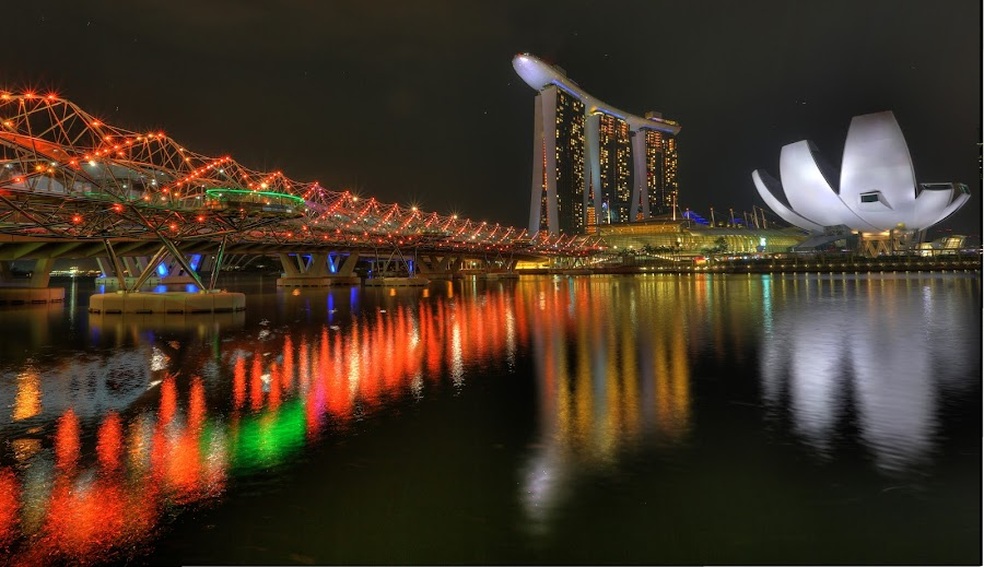 Marina Bay Sands, Singapore by Steven Yeoh - Buildings & Architecture Other Exteriors