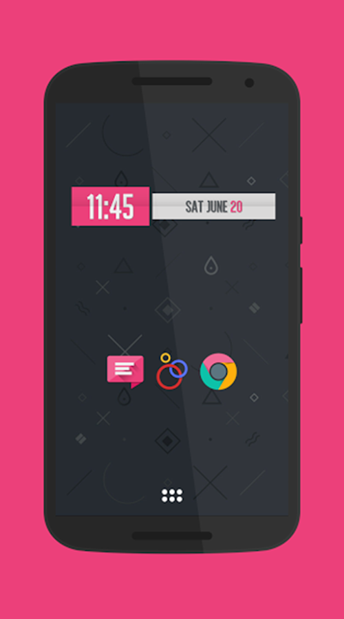 MATERIALISTIK ICON PACK Screenshot 1
