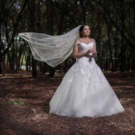 Woods by Lood Goosen (LWG Photo) - Wedding Bride ( wedding photography, wedding photographers, wedding day, brides, wedding dress, wedding photographer, marriage, bride )