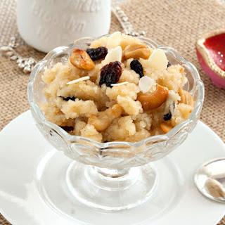 Sooji Dessert Recipes