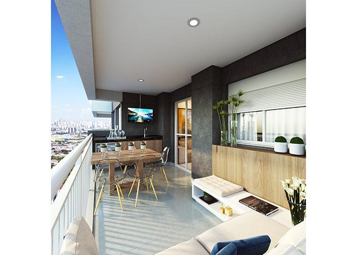 Apartamento Padrão à venda, Vila Deodoro, São Paulo