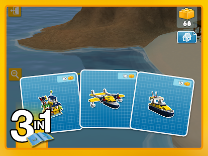 LEGO® Creator Islands APK for Blackberry