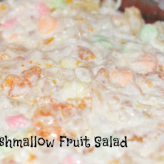 Marshmallow Fruit Salad