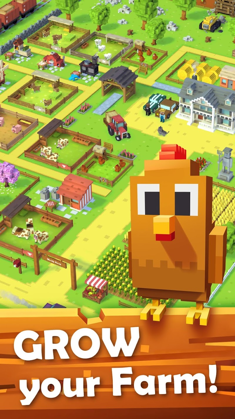 Blocky Farm Screenshot 4