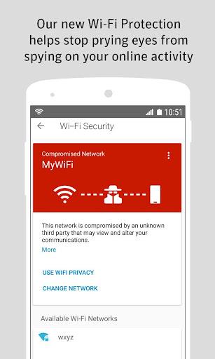 Norton Security and Antivirus screenshot 5