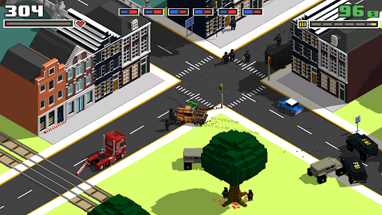Smashy Road: Arena apk screenshot