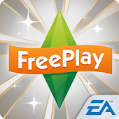23.  The Sims™ FreePlay