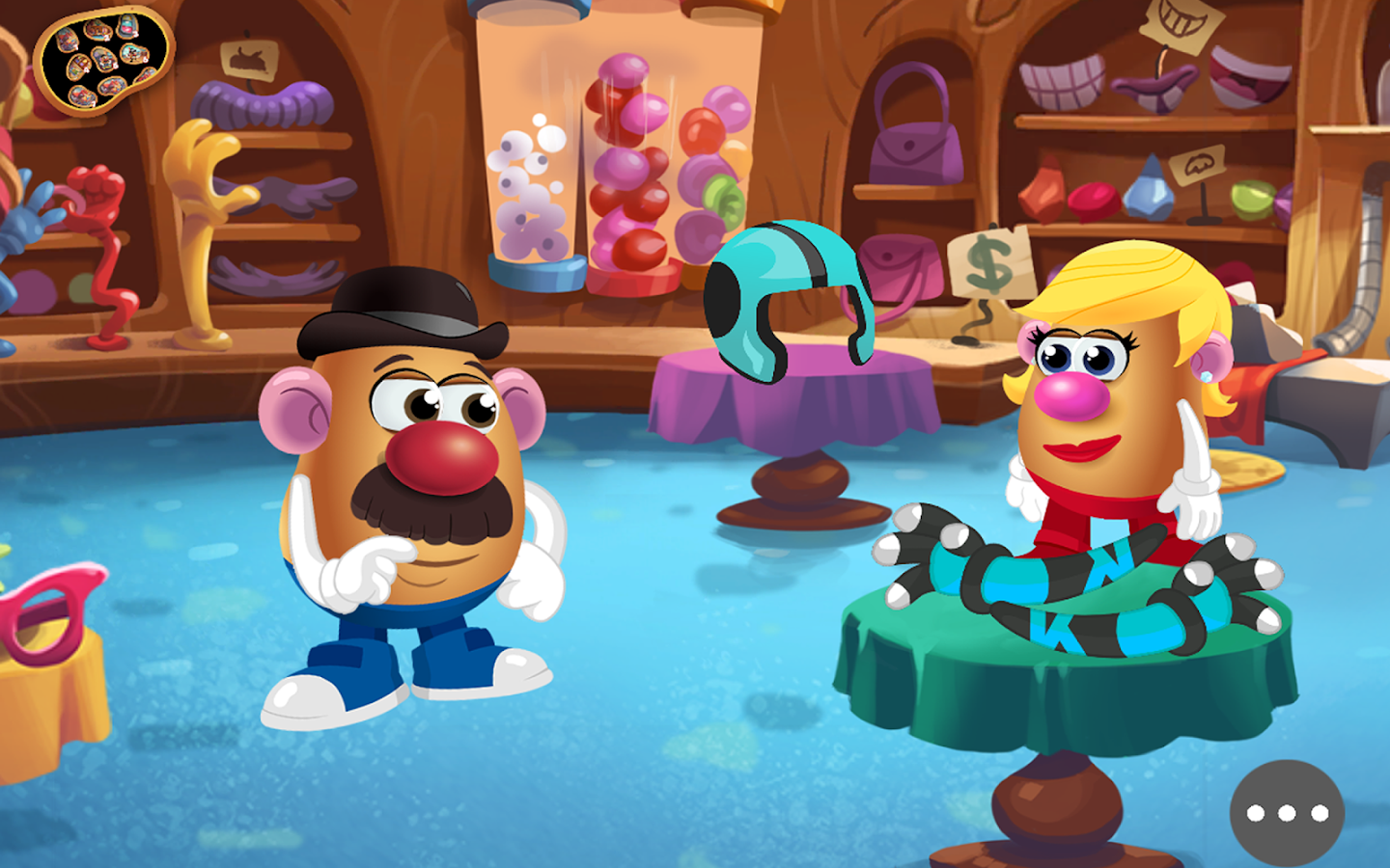 Mr. Potato Head: School Rush Screenshot 13