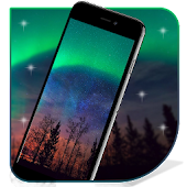 App Aurora Borealis Live Wallpaper APK for Windows Phone