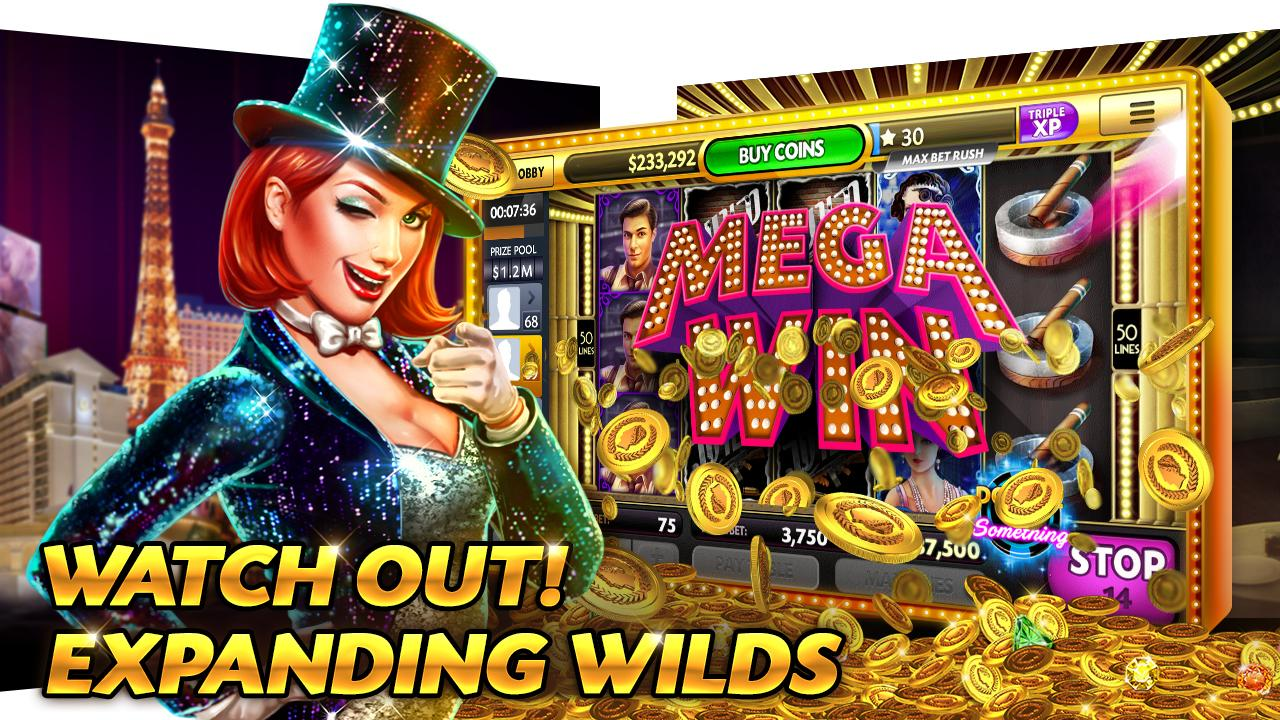 Caesars Slots Spin Casino Game Screenshot 3