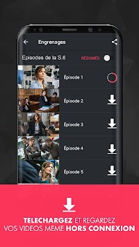 MyCANAL, La TV By CANAL APK screenshot thumbnail 3