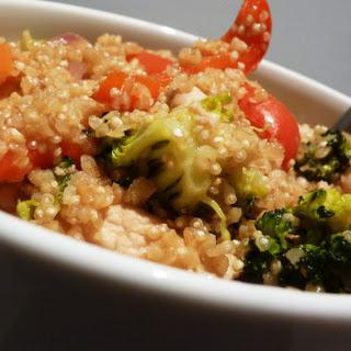 Carrot Broccoli Quinoa Recipes