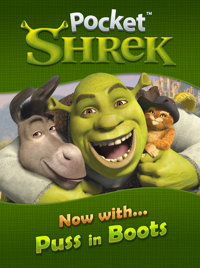 Pocket Shrek Screenshot 5