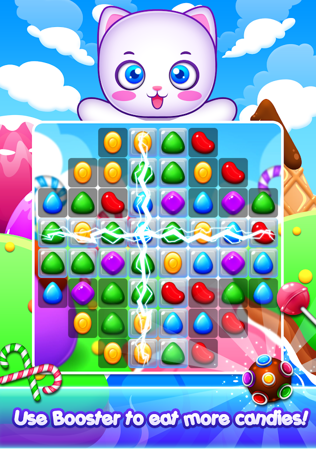 Candy Busters Screenshot 3
