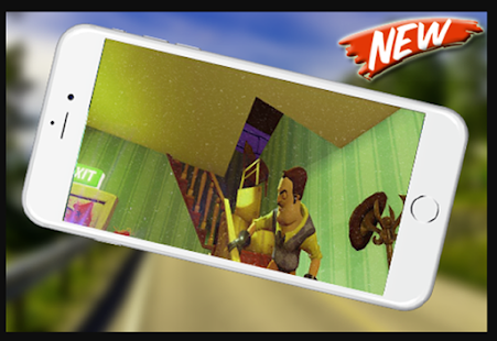 Map Mod Hello Neighbor Adventure for MCPE