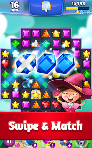 Jewel Match King: Quest For PC