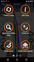 Screenshot of Nawigacja Orange
