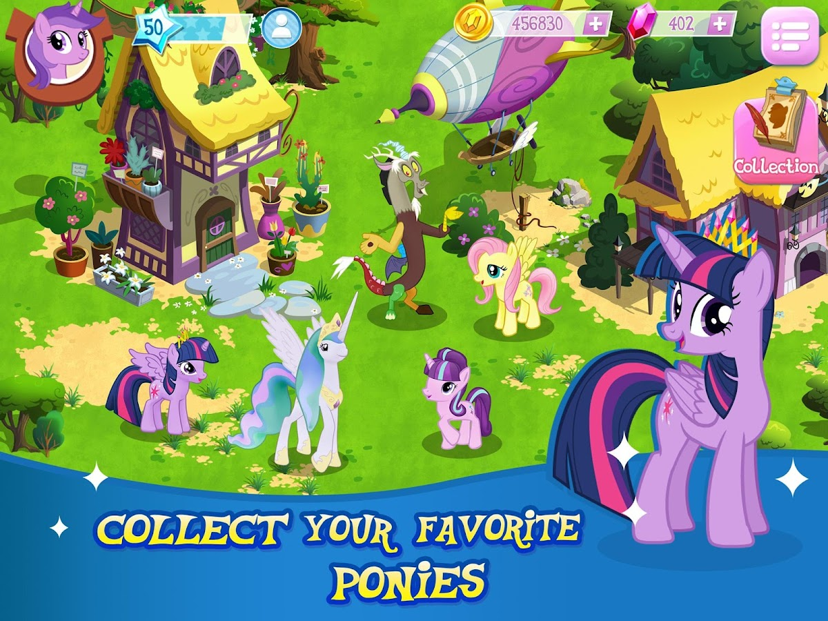 MY LITTLE PONY: Magic Princess Screenshot 11