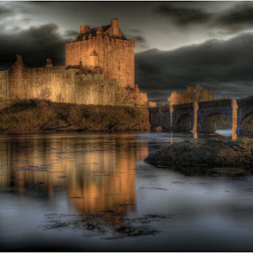 Eilean Donan Castle by Adrian Lines - Buildings & Architecture Other Exteriors