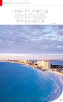 Screenshot of Avianca en revista