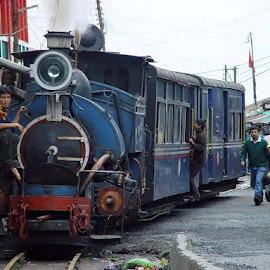 Journey by Tanmay Pramanick - Transportation Trains ( rupasree das, tanmay mukherjee, monalisha das, parijat nandan, jeet barik )