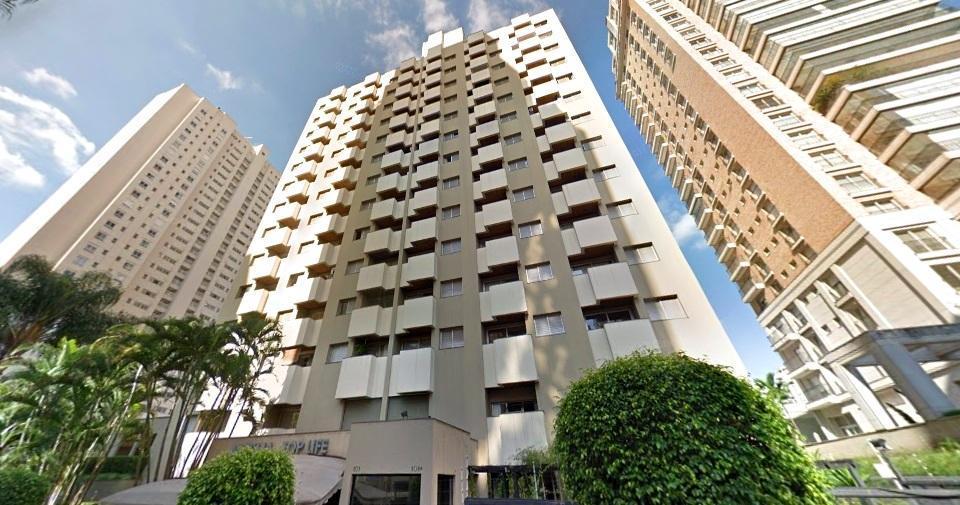 Apartamento Flat Residencial à Venda, Rua Tuim, Moema, São Paulo - AP15529.