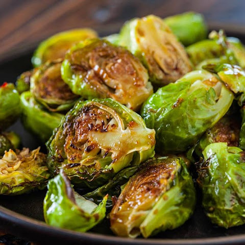 Roasted Brussel Sprouts Reicpe