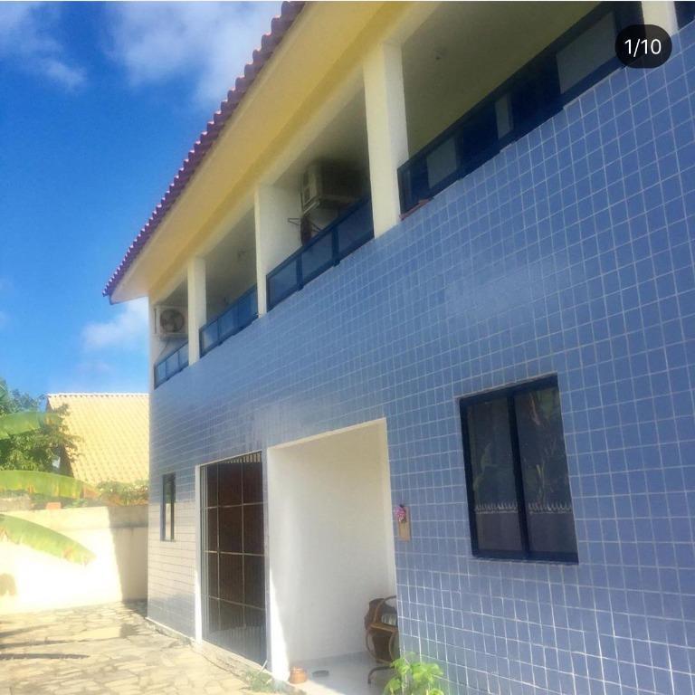 Casa com 3 dormitórios à venda, 132 m² por R$ 200.000, - Tabatinga - Conde/PB