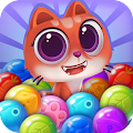 Game Bubble cat Pop APK for Kindle