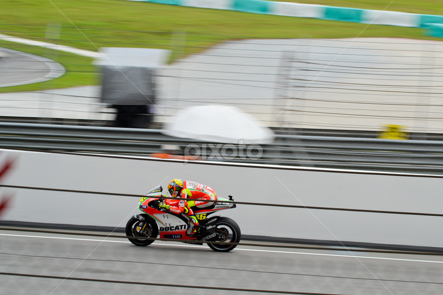 Valentino Rossi 46 The Doctor by Mohd Hisyam Saleh - Sports & Fitness Motorsports ( motogp, valentino, 46, the doctor, rossi )