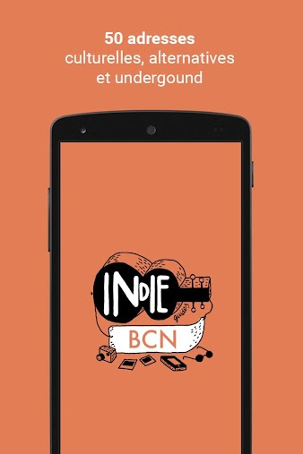 Indie Guides Barcelona APK