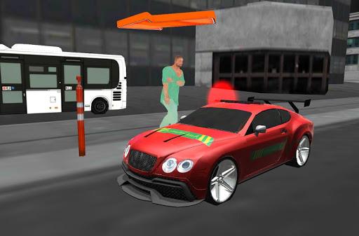 Furious 3D Ambulance Race 2015 - screenshot